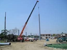 Pole Installation