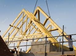 Trusses & Steel Beams for New Construction